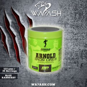 "(Arnold) Iron Cre 3, ""Super Creatine"""