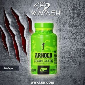 (Arnold) Iron Cuts, 3-in-1 Fat Metabolizing & Cutting Agent